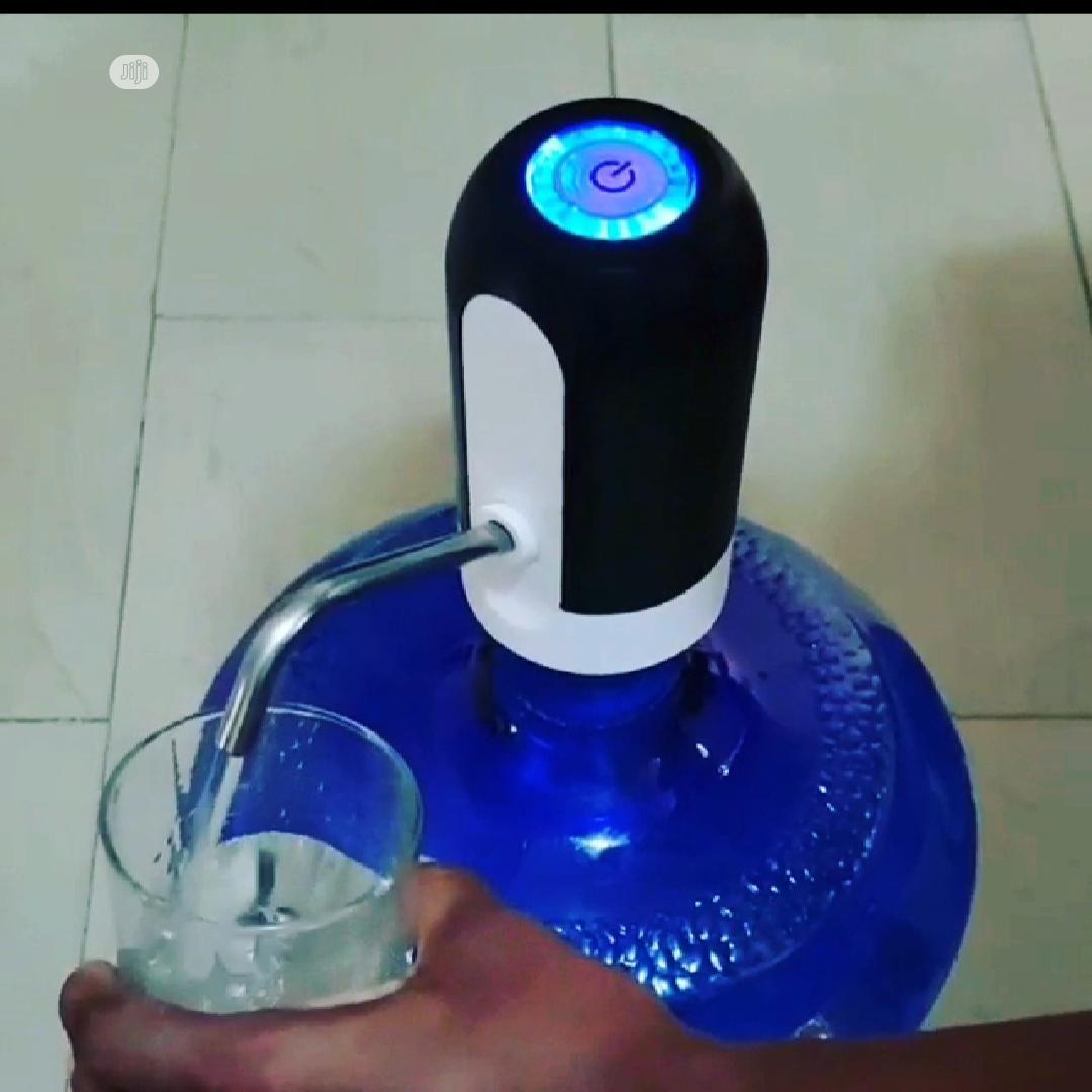 Rechargeable Water Dispenser