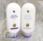 Forever Aloe Jojoba Shampoo Conditioner | Hair Beauty for sale in Lagos State, Victoria Island