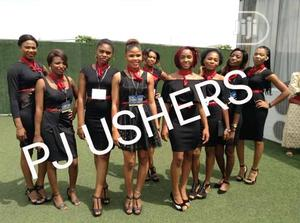 Contact PJ Hostesses/Usher For Your Events   Party, Catering & Event Services for sale in Lagos State, Ikeja