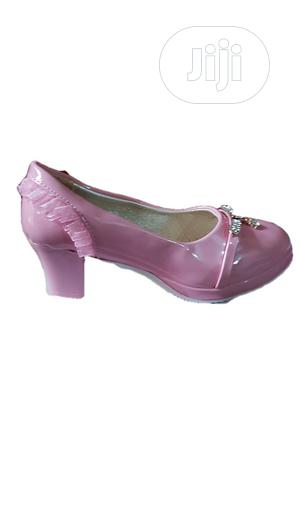 Girl Pink Dress Shoe   Children's Shoes for sale in Lagos State, Isolo