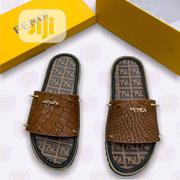 FENDI Louis Vuitton Pam Slipas | Shoes for sale in Lagos State, Lagos Island