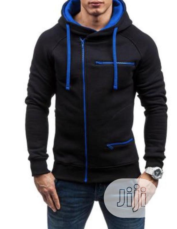 Knit Sweater Cardigan- Hoodies