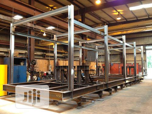 Industrial Structural Fabrication | Manufacturing Services for sale in Ado-Odo/Ota, Ogun State, Nigeria