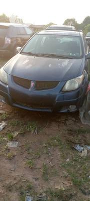 Pontiac Vibe Automatic 2004 Blue | Cars for sale in Lagos State, Ifako-Ijaiye