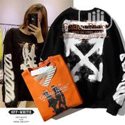 Off White Sweat Tops 2020 Edition | Clothing for sale in Lagos State, Surulere