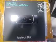 Logitech C922 PRO HD Stream Webcam   Computer Accessories  for sale in Lagos State, Ikeja