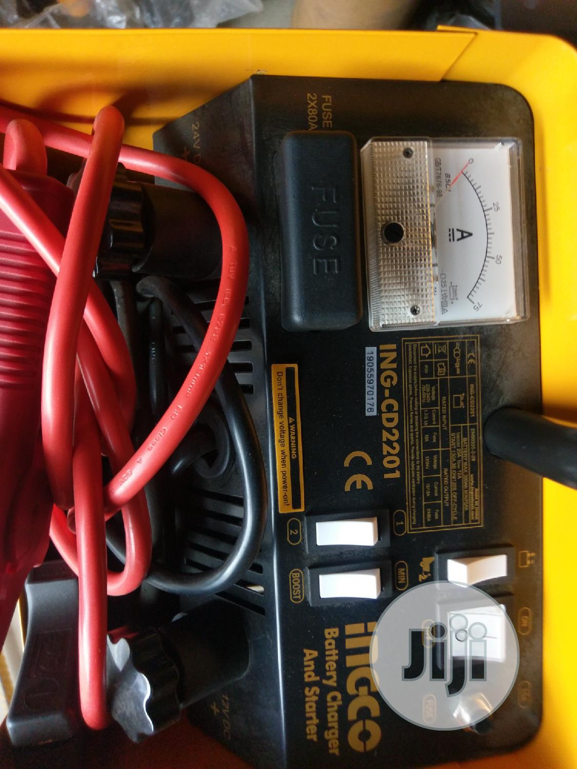 300A Ingco Battery Charger | Electrical Equipment for sale in Ojo, Lagos State, Nigeria