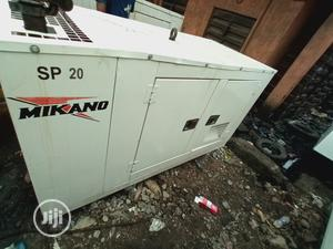 20 Kva Mikano Soundproof Generator | Electrical Equipment for sale in Lagos State, Ojota