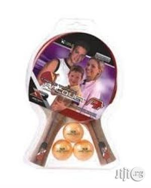 Table Tennis Racket 2 In 1 (Port Harcourt) | Sports Equipment for sale in Rivers State, Port-Harcourt