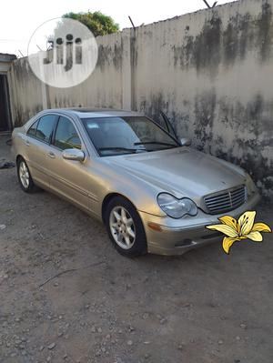 Mercedes-Benz C240 2002 Gold   Cars for sale in Abuja (FCT) State, Kubwa