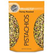 Wonderful Pistachios, No Shells Honey Roasted, Resealable Pouch - 623g | Meals & Drinks for sale in Lagos State, Lekki Phase 1