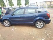 Pontiac Vibe Automatic 2003 Blue | Cars for sale in Lagos State, Apapa