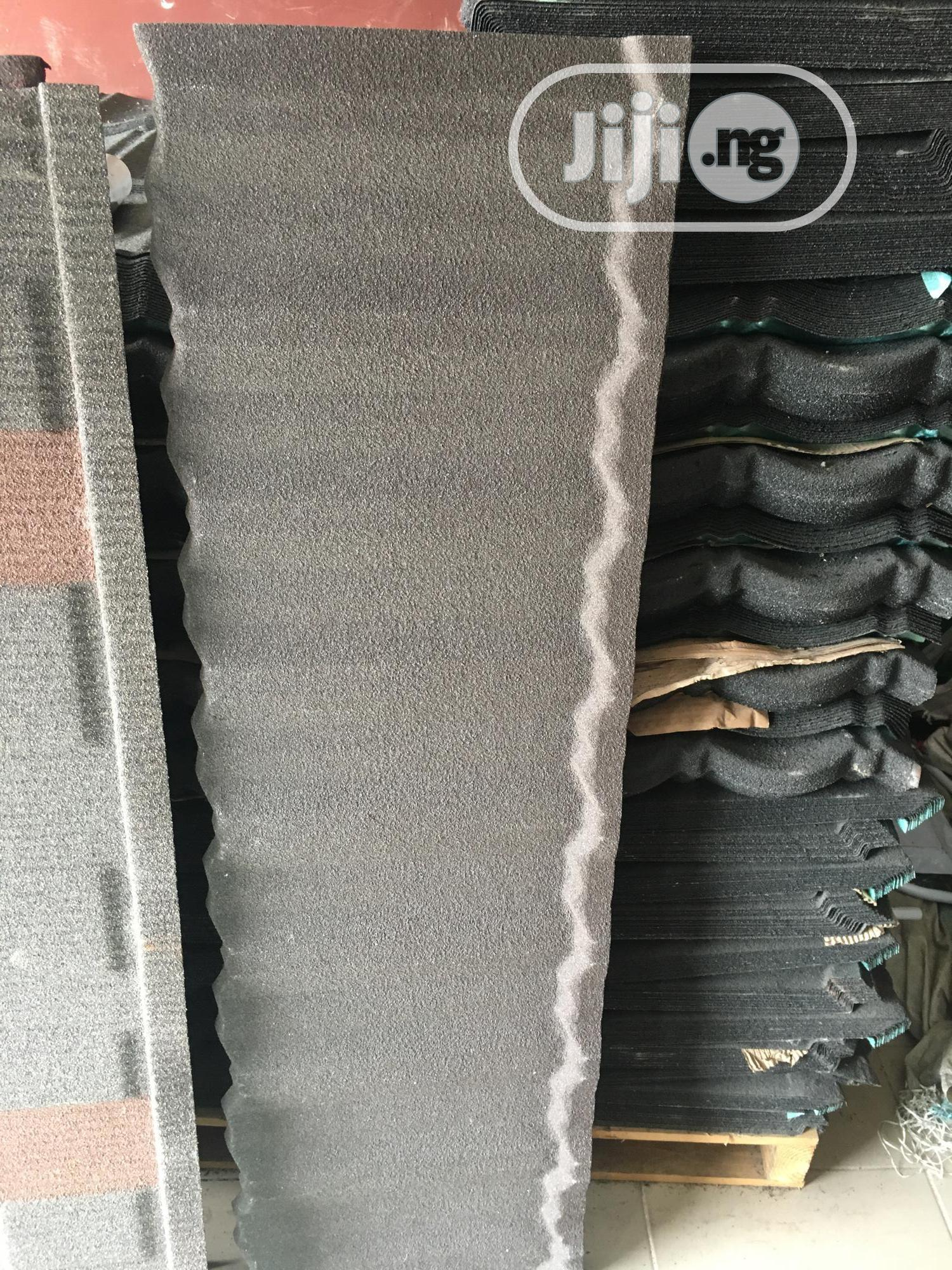 Dark Coffee Roofing Sheet Product