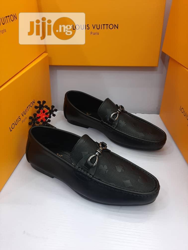Archive: Men Formal Shoe Louis Vuitton