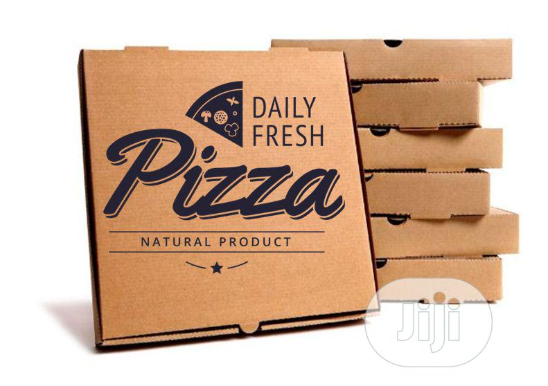 Archive: Pizza Box Packaging