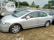 Honda Civic 2007 1.8 Silver | Cars for sale in Ogun State, Sagamu