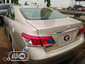 Lexus ES 2011 350 Gold | Cars for sale in Lagos State, Apapa