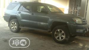Toyota 4-Runner 2003 4.7 Gray | Cars for sale in Lagos State, Victoria Island