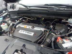 Honda CR-V EX 4WD Automatic 2007 Black   Cars for sale in Lagos State, Amuwo-Odofin