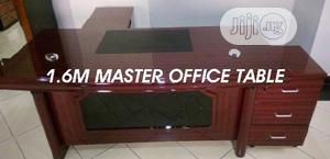 Master Executive Office Table (1.6M)+ Extension Arm | Furniture for sale in Abuja (FCT) State, Maitama