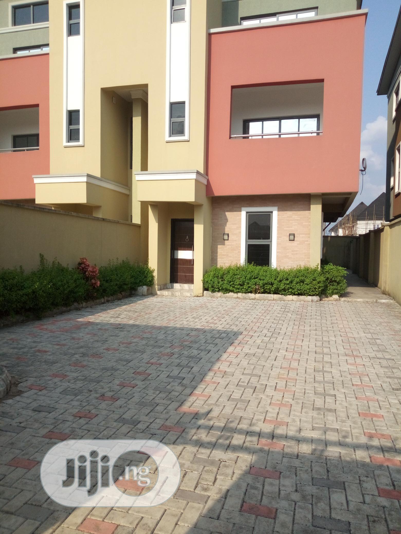 For Sale Brand New 4bedroom Duplex In Shell Co Operative Eliozu PH