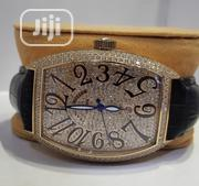 Frank Muller Ice Stone Face Wristwatch Available as Seen Order Yours | Watches for sale in Lagos State, Lagos Island