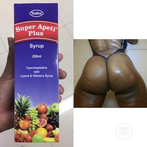 Apeti Plus - Attractive Boobs, Hips Butt Enlargement Vitamin Syrup | Sexual Wellness for sale in Abuja (FCT) State, Gaduwa