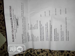 Waiter or Waitress   Restaurant & Bar CVs for sale in Lagos State, Surulere