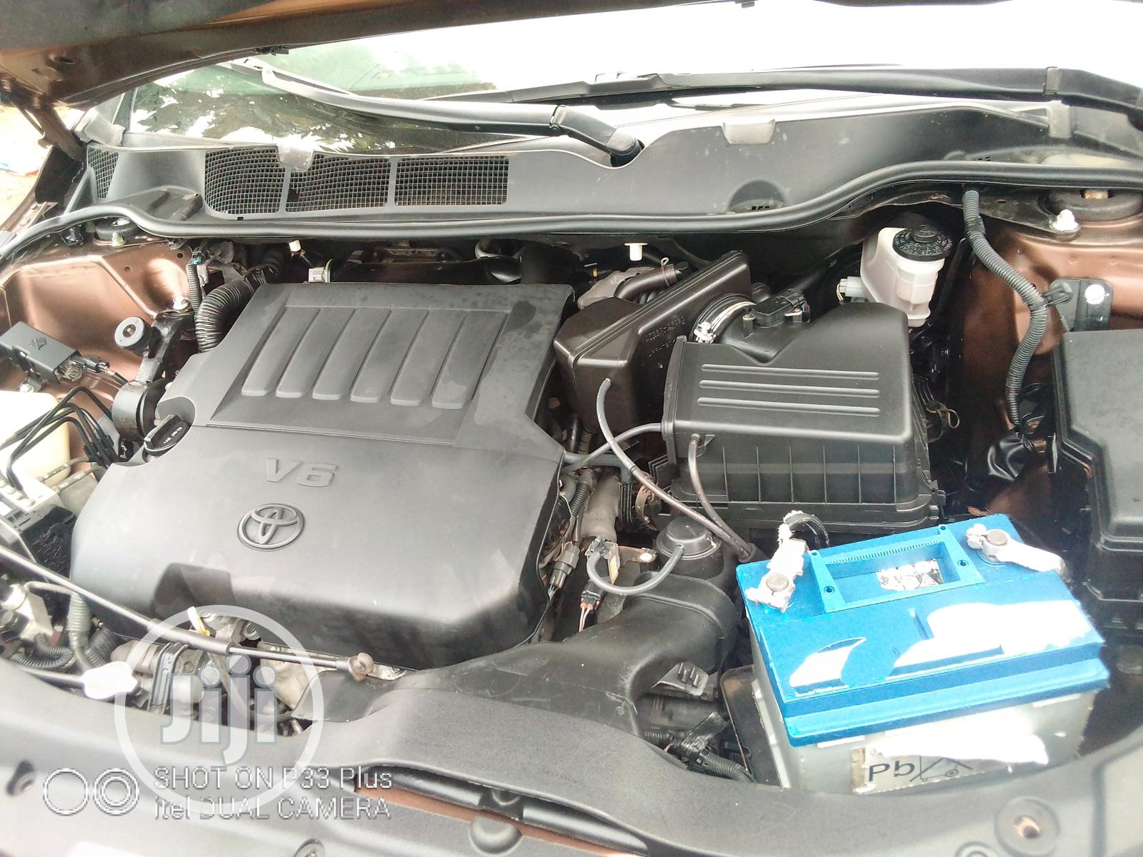 Toyota Venza 2015 Brown | Cars for sale in Apapa, Lagos State, Nigeria