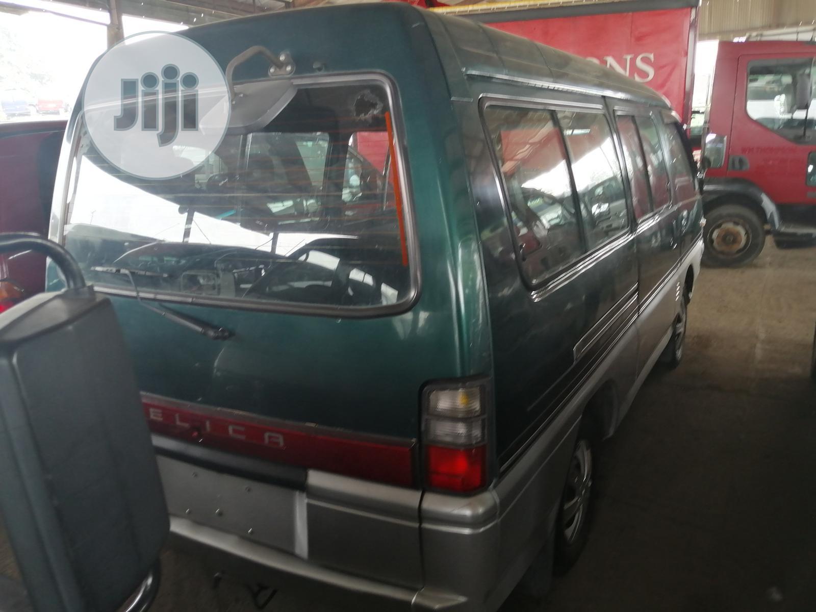 Mitsubishi L300 2001   Buses & Microbuses for sale in Apapa, Lagos State, Nigeria