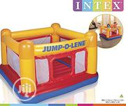 Intex Kids Portable Bouncing Castle | Toys for sale in Rivers State, Port-Harcourt