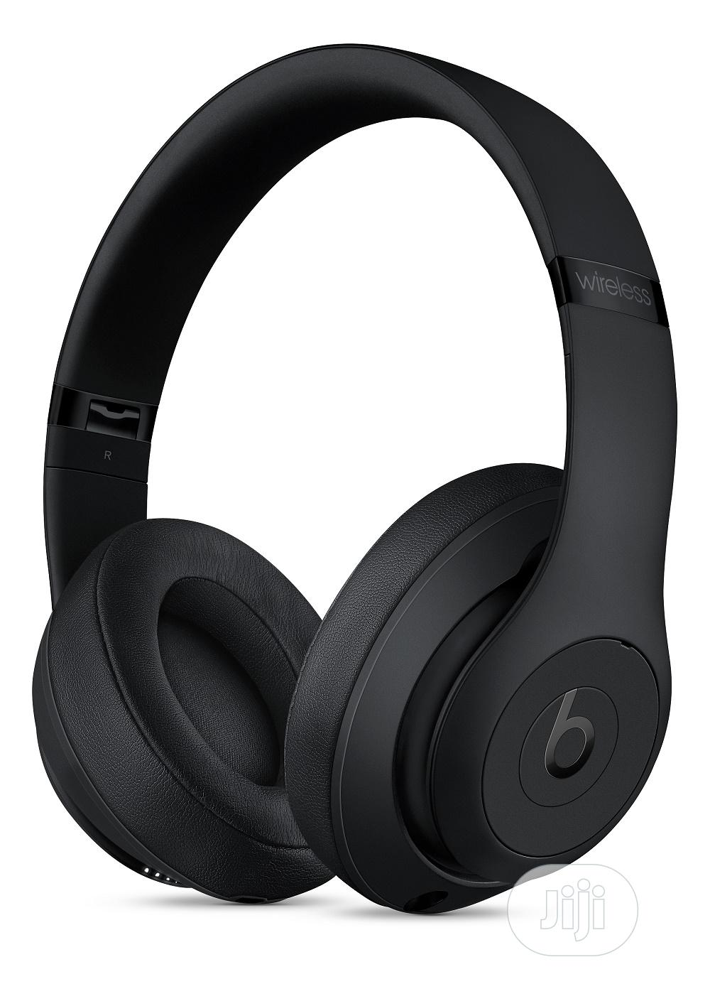Archive: Beats Studio 3 Wireless Over-ear Headphones