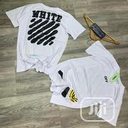 Classic Off White Round Neck   Clothing for sale in Lagos State, Lagos Island