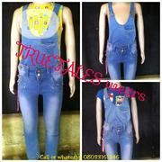 Girl's Dungarees | Children's Clothing for sale in Lagos State, Ikotun/Igando