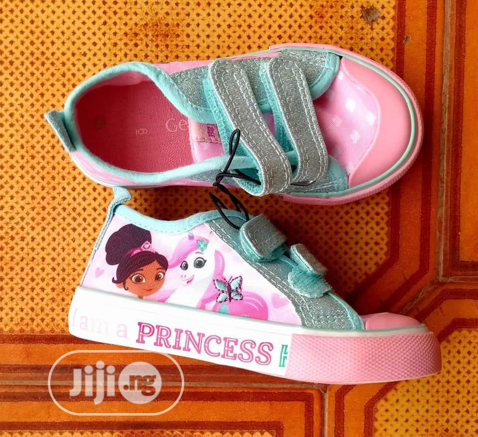 Archive: Girl's Wedge Shoes