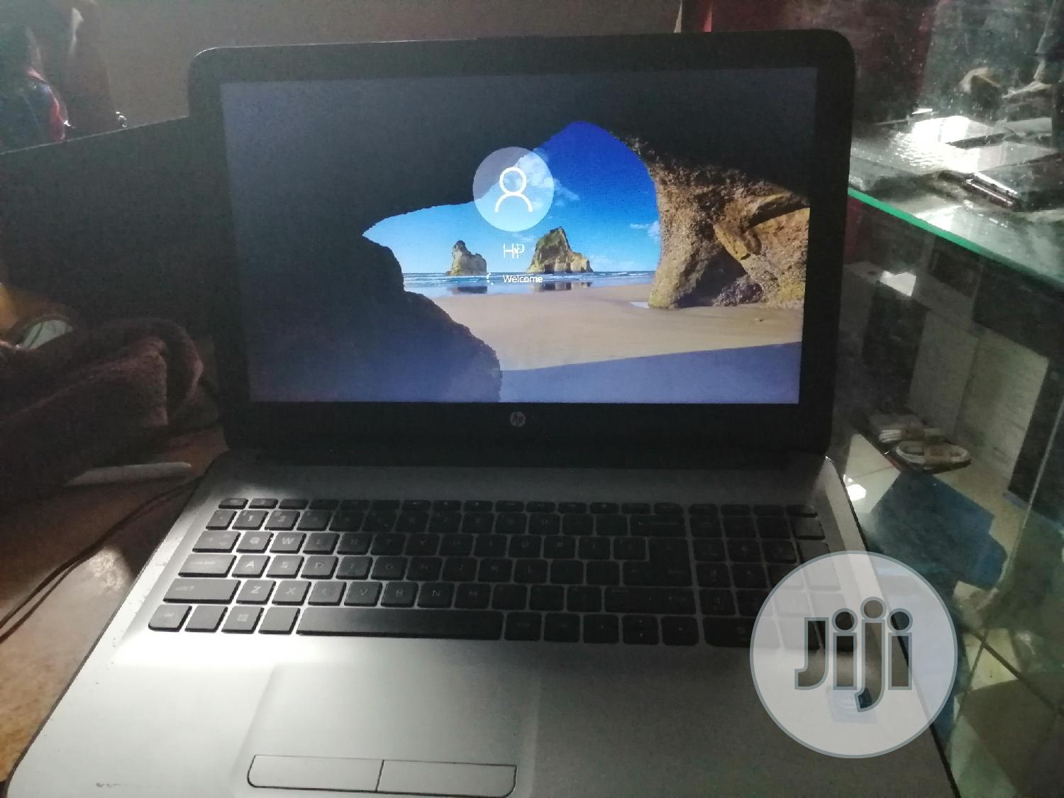 Laptop HP Stream Notebook 4GB Intel Celeron HDD 500GB | Laptops & Computers for sale in Ikeja, Lagos State, Nigeria