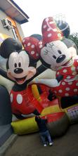 Micky And Mini Mouse Bouncing Castle | Party, Catering & Event Services for sale in Lagos Island, Lagos State, Nigeria
