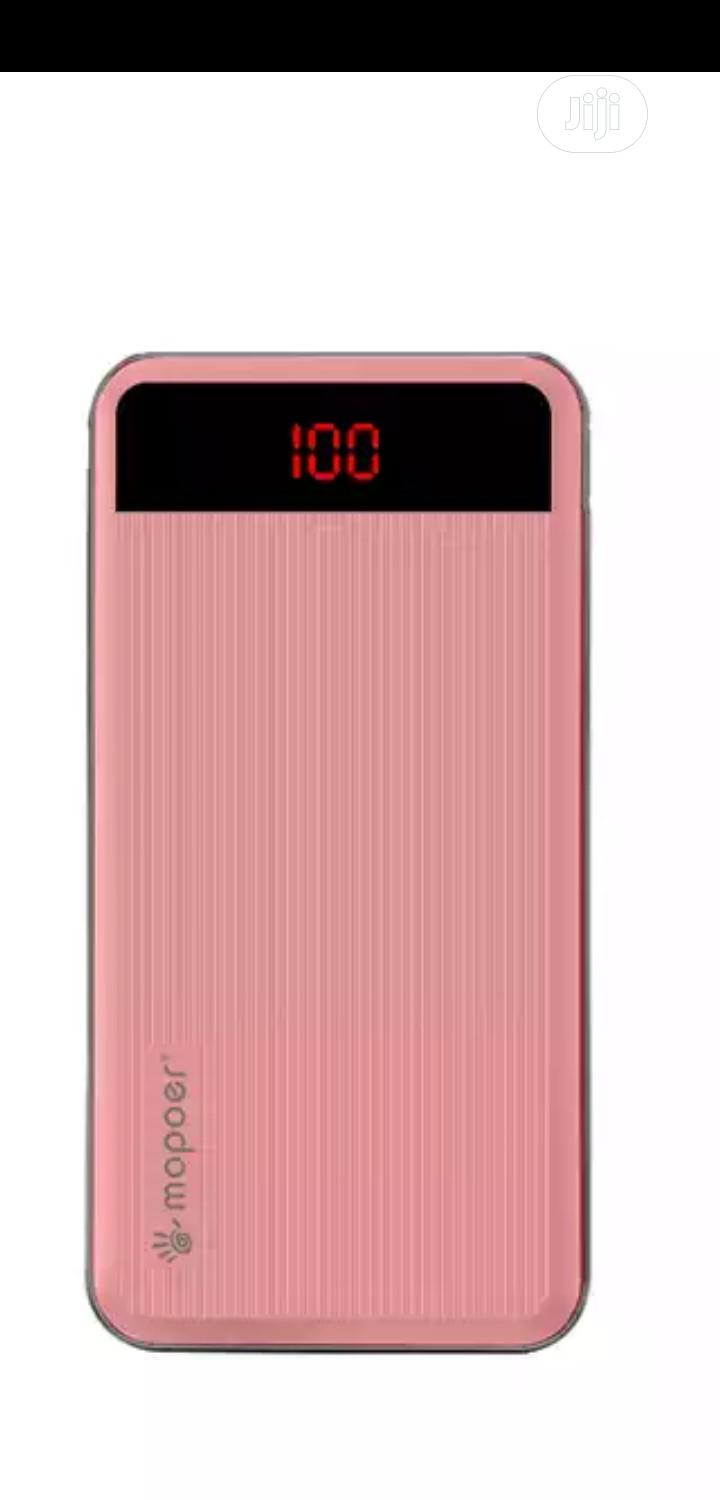 Mopoer 20000MAH Power Banks | Accessories for Mobile Phones & Tablets for sale in Lagos State, Nigeria