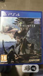 Ps4 Monster Hunter World | Video Games for sale in Abuja (FCT) State, Gwarinpa
