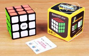 Qiyi Rubik Cube Toy 3x3x3 Speed Professional Cube + [Manual] | Toys for sale in Lagos State, Surulere