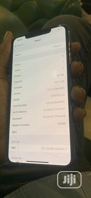 Apple iPhone XS Max 64 GB Black | Mobile Phones for sale in Kano State, Fagge