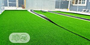 New & Original Artificial Green Grass Carpet Turf For Indoor/Outdoor.   Garden for sale in Lagos State, Ikeja