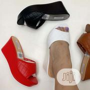 Tovivans Trendy Wedge Mules   Shoes for sale in Lagos State, Ikeja