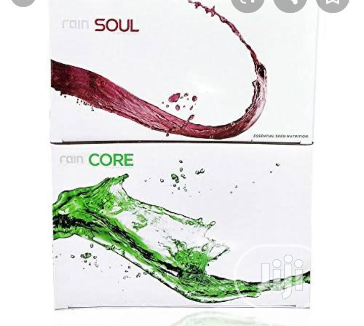 Rain Soul And Rain Core