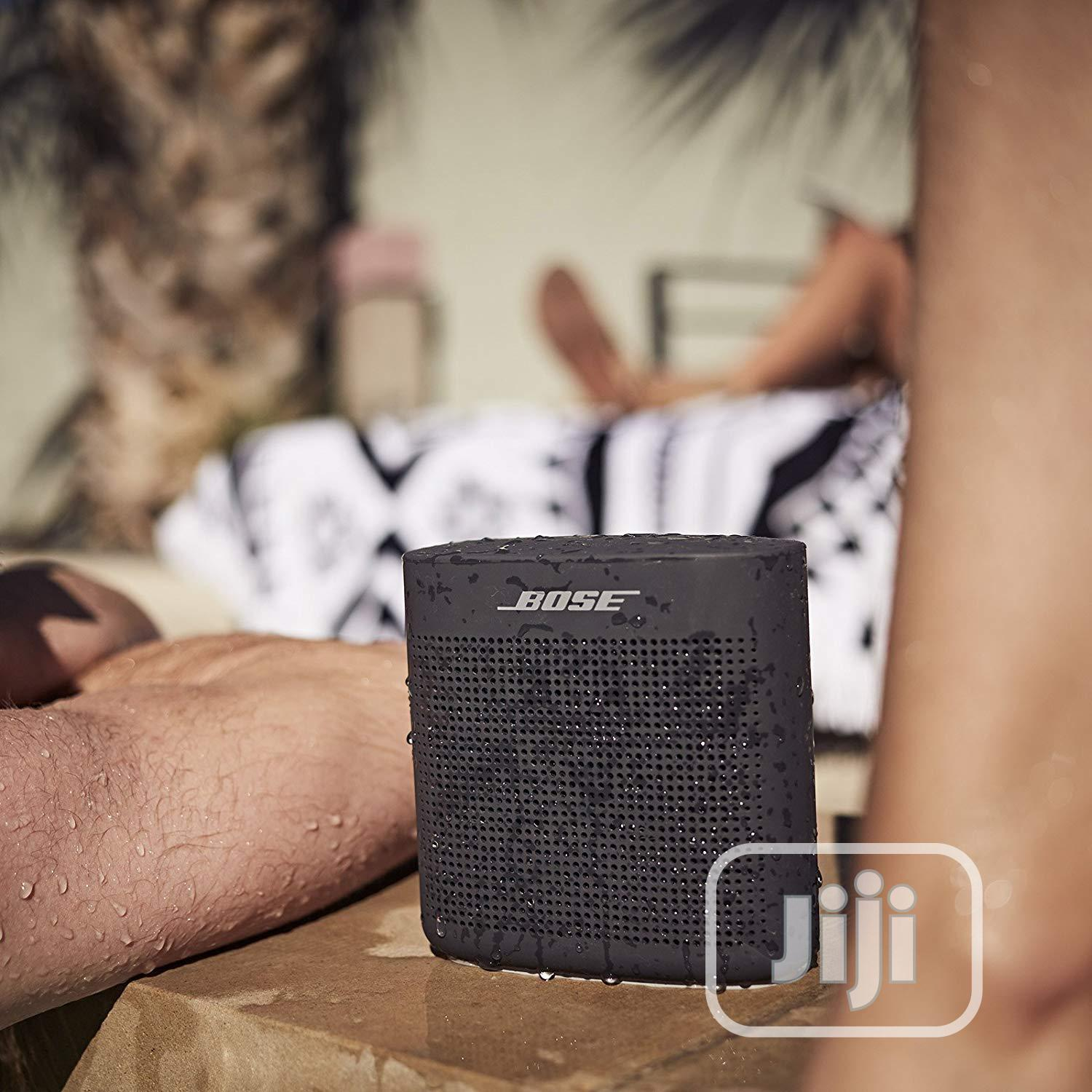Bose Soundlink Colour Bluetooth Speaker Il Water Resistant | Audio & Music Equipment for sale in Ikeja, Lagos State, Nigeria