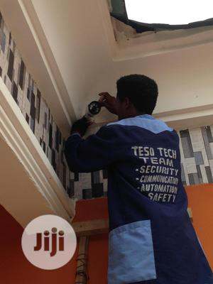 AHD And Wireless IP CCTV Cameras By Teso Tech   Security & Surveillance for sale in Delta State, Warri