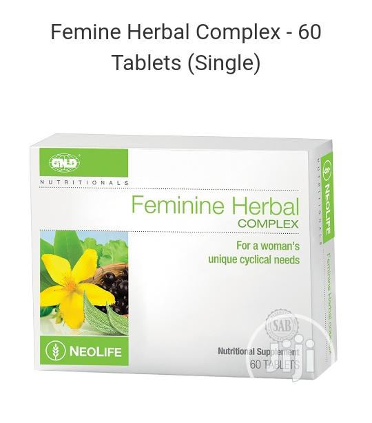 Archive: Feminine Herbal Complex (60 Tablets)