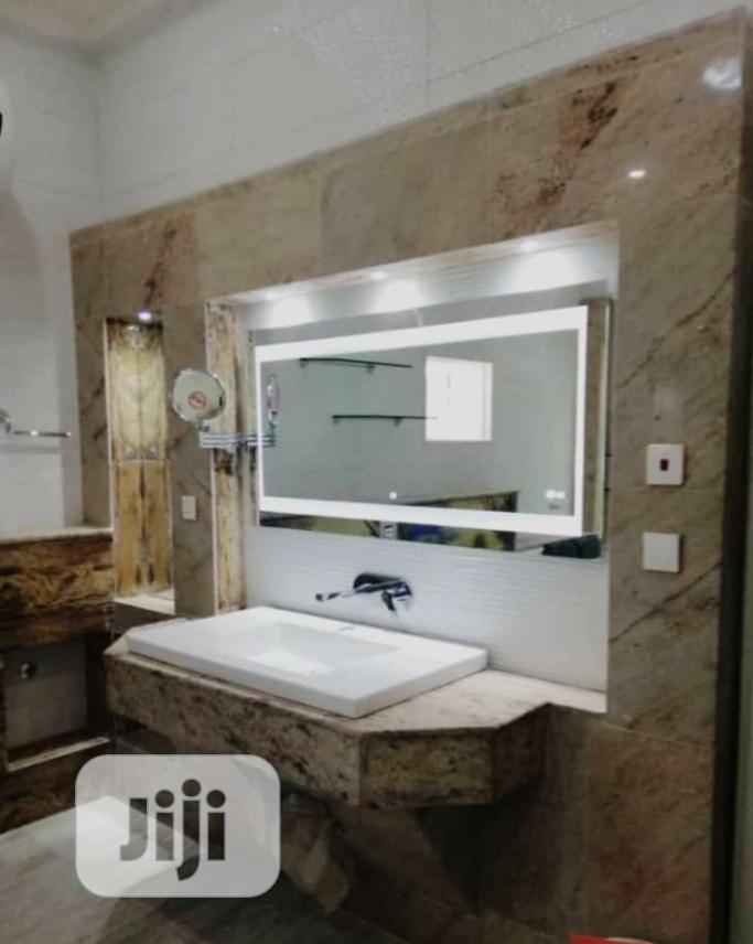 Bathroom And House Design Material