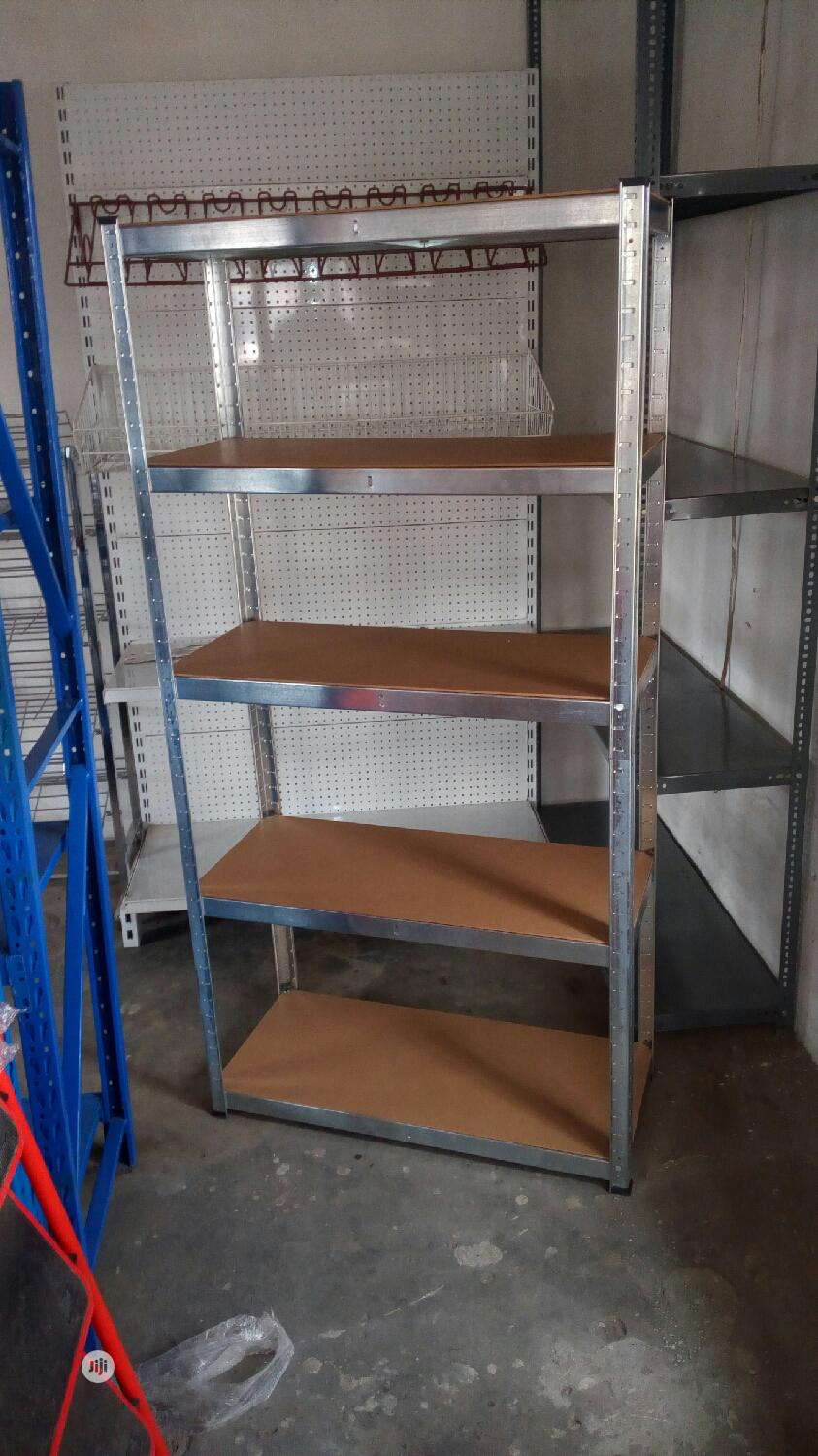 Supermarket Shelves | Store Equipment for sale in Lagos State, Nigeria