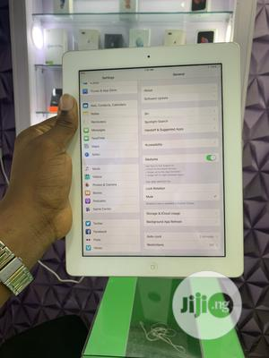 Apple iPad 4 Wi-Fi 64 GB Silver | Tablets for sale in Lagos State, Ikeja